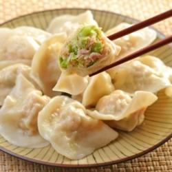 123水餃 高麗菜豬肉水餃