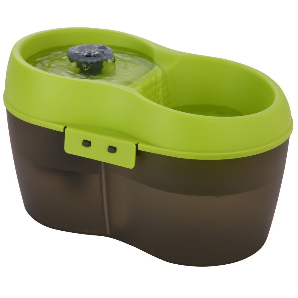 Dog&Cat H2O《有氧濾水機-小》2L 贈潔牙錠3入/盒