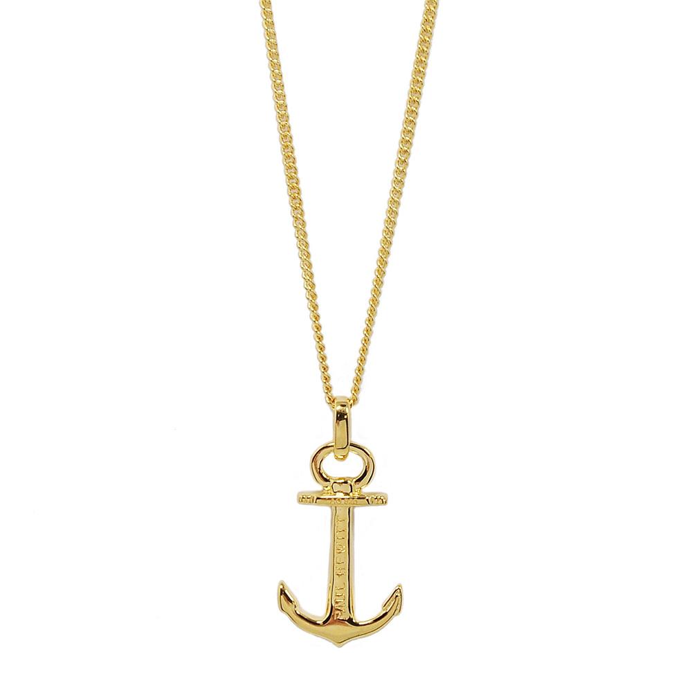 PAUL HEWITT 德國出品 Anchor Spirit 18K金船錨項鍊