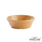 MASON 浮雕陶瓷烤派盤15CM(黃)-8H