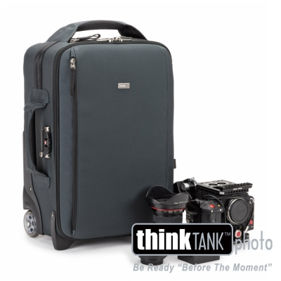 ThinkTank創意坦克-VIDEO TRANSPORT18旗艦級攝影行李箱-VT520