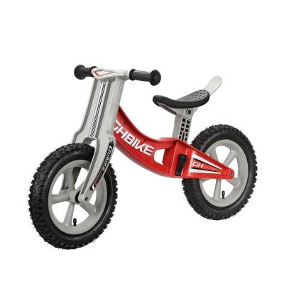 GH BIKE 越野兒童滑步車 紅