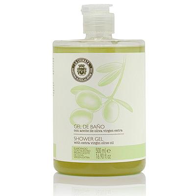 LA CHINATA 極緻經典橄欖沐浴精500ml