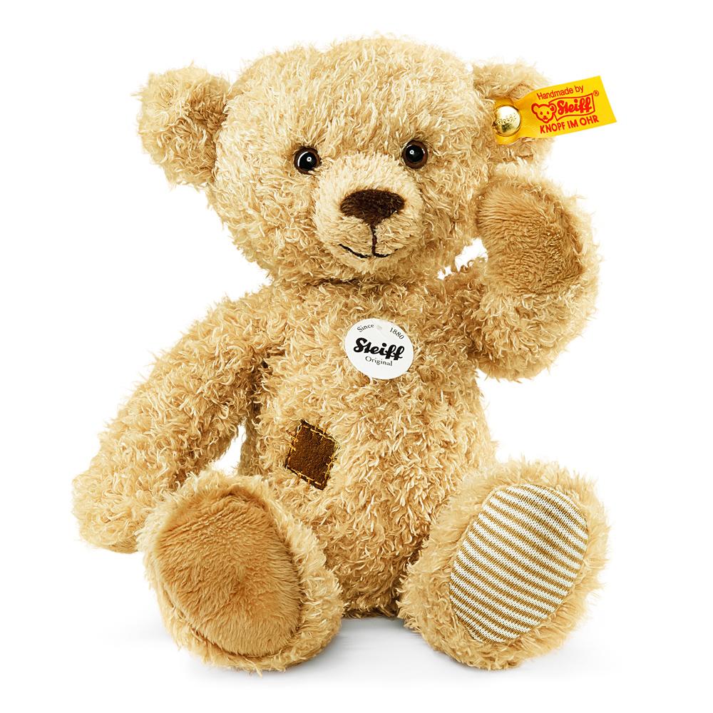 STEIFF德國金耳釦泰迪熊-Theo Teddy Bear (經典泰迪熊)