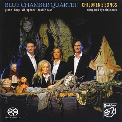 藍色室內樂四重奏 - 兒童之歌 SACD