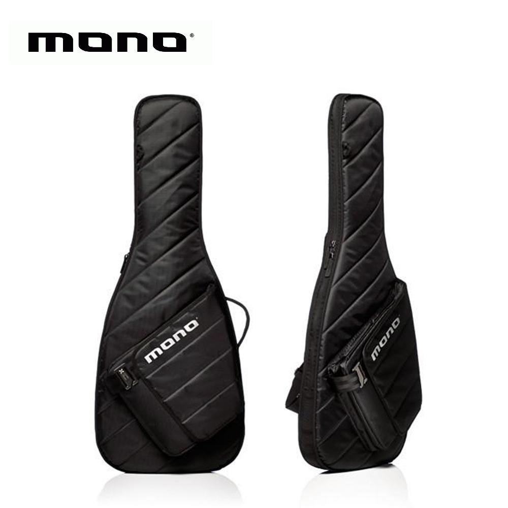 MONO M80 SEG BLK Sleeve 電吉他琴袋 酷炫黑色款
