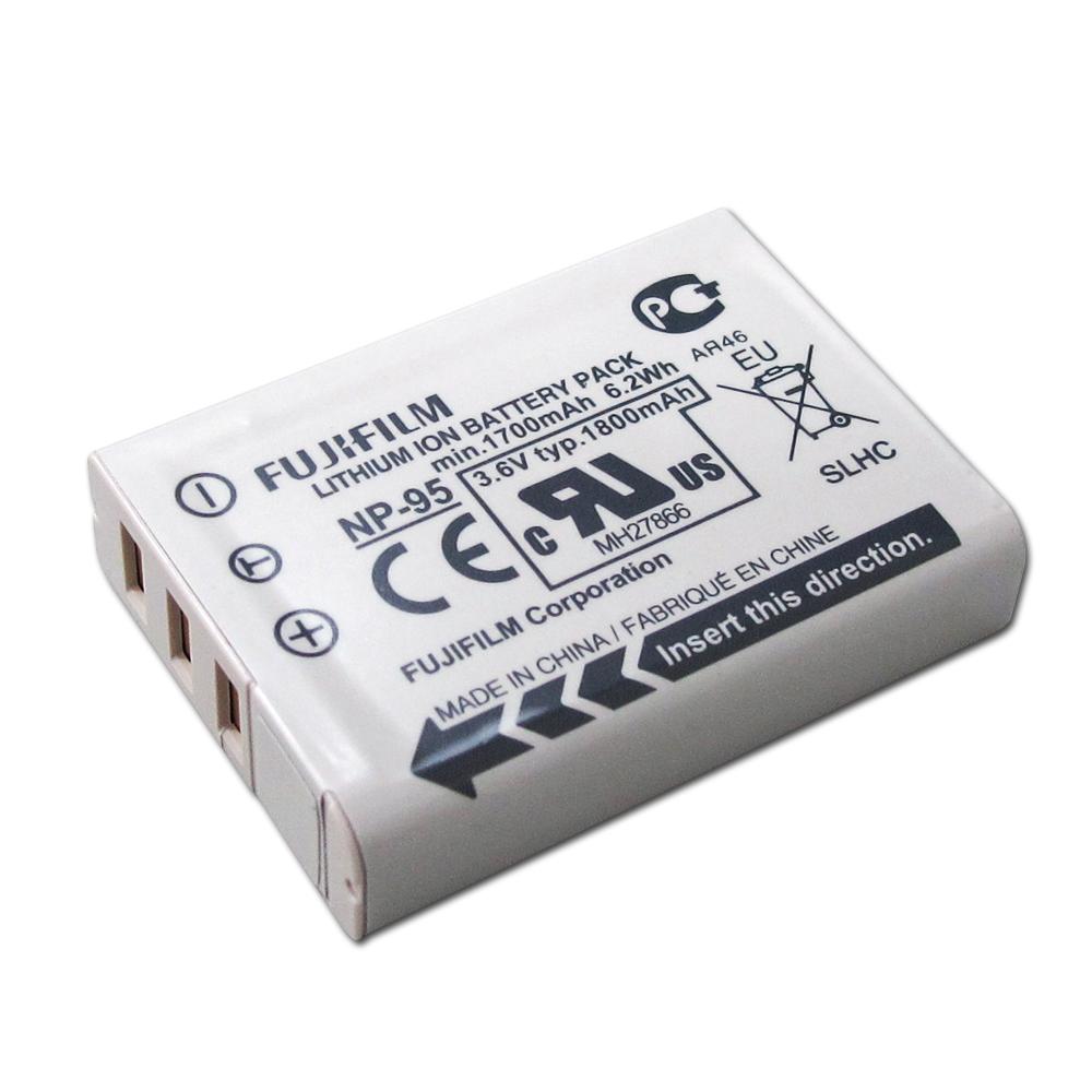 FUJIFILM NP-95 / NP95 適用相機電池 (全新密封包裝) @ Y!購物