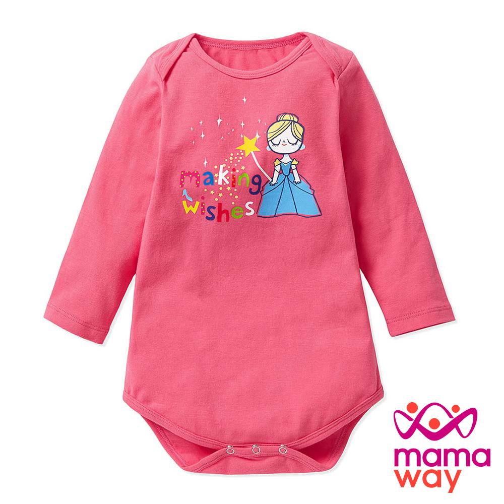 Mamaway 迪士尼手繪童趣公主包屁衣