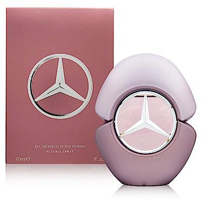 Mercedes Benz 爵色佳人淡香水90ml