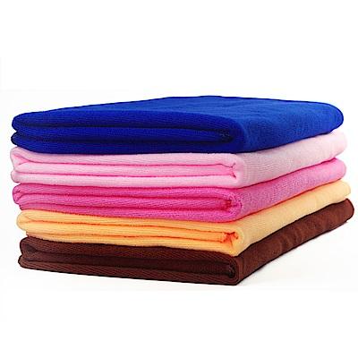超細纖維四季沙灘巾 / 浴巾 / 毛巾 5色可選
