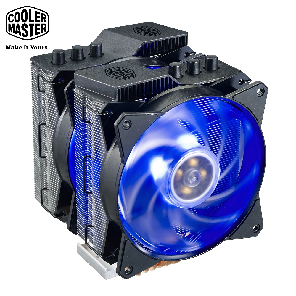 Cooler Master MA621P RGB CPU散熱器 TR4專用 product image 1