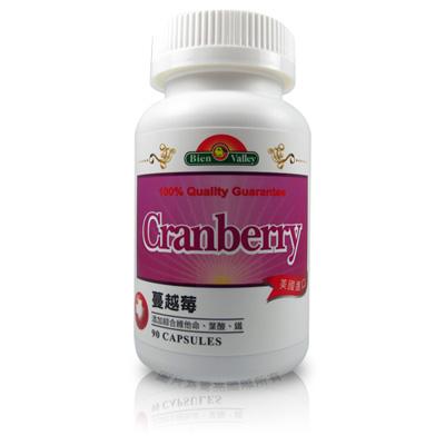 美國培恩蔓越莓(90粒/瓶)2入裝