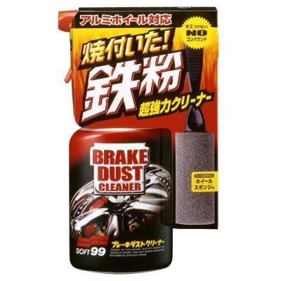 日本SOFT 99 鋼圈清潔劑-快