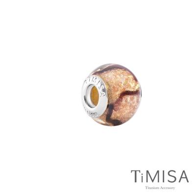TiMISA《華麗( 11 mm)》純鈦琉璃 墜飾串珠
