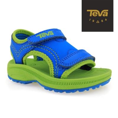 TEVA 美國 幼童 Psyclone 4 運動涼鞋(藍綠)