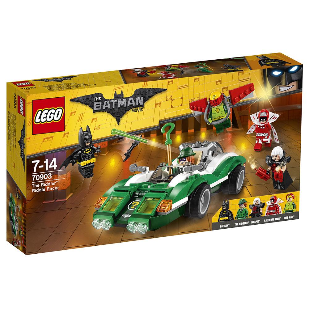 LEGO樂高樂高蝙蝠俠電影系列70903謎天大聖的跑車7Y