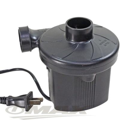 omax充氣抽氣兩用電動打氣機-插電式(贈壓縮袋1入)