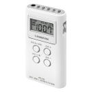 SANGEAN 二波段數位式收音機 DT123