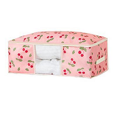 iSFun 居家收納 大號透視棉被袋 二色可選60X49X28cm