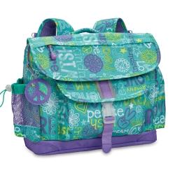 美國Bixbee 迷彩系列希望.和平.愛大童輕量減壓背書包