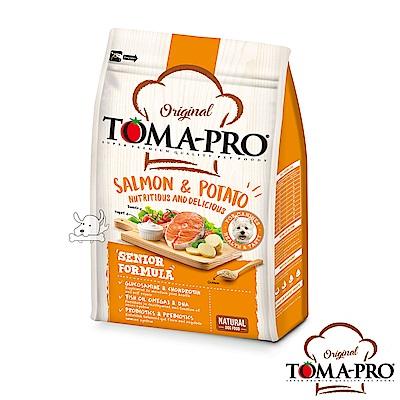 TOMA PRO 優格 熟齡養生 鮭魚馬鈴薯 高齡犬 飼料  1 . 5 公斤