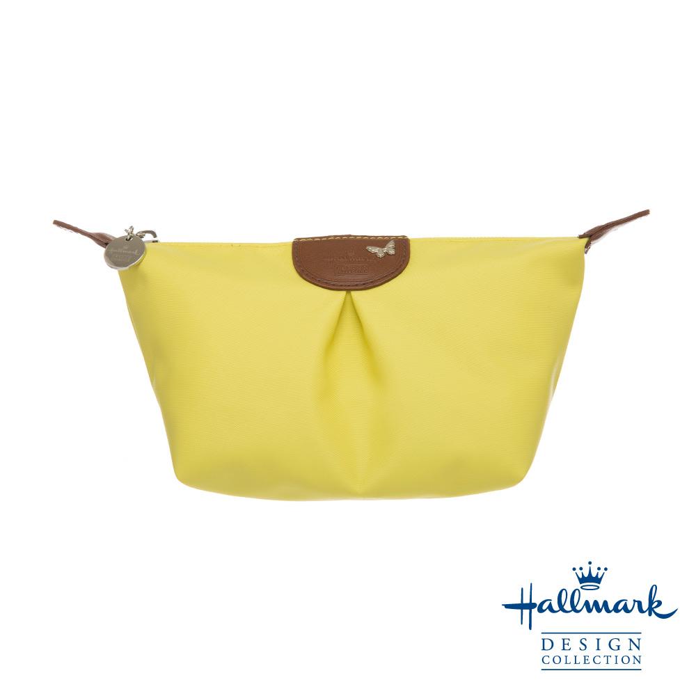 Hallmark-花漾繆斯化妝包-黃色HLT15E002YL