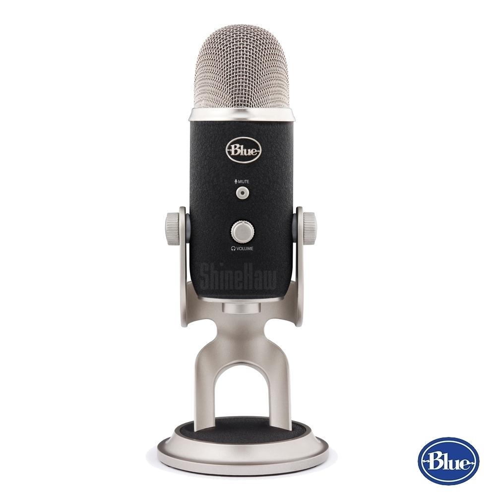 【公司貨】美國BLUE Yeti Pro 專業級麥克風 (XLR/ USB 兼用)