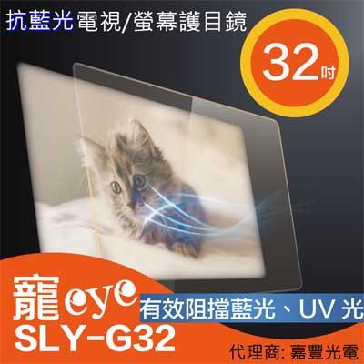 寵eye 32吋 抗藍光螢幕護目鏡 (SLY-G32)