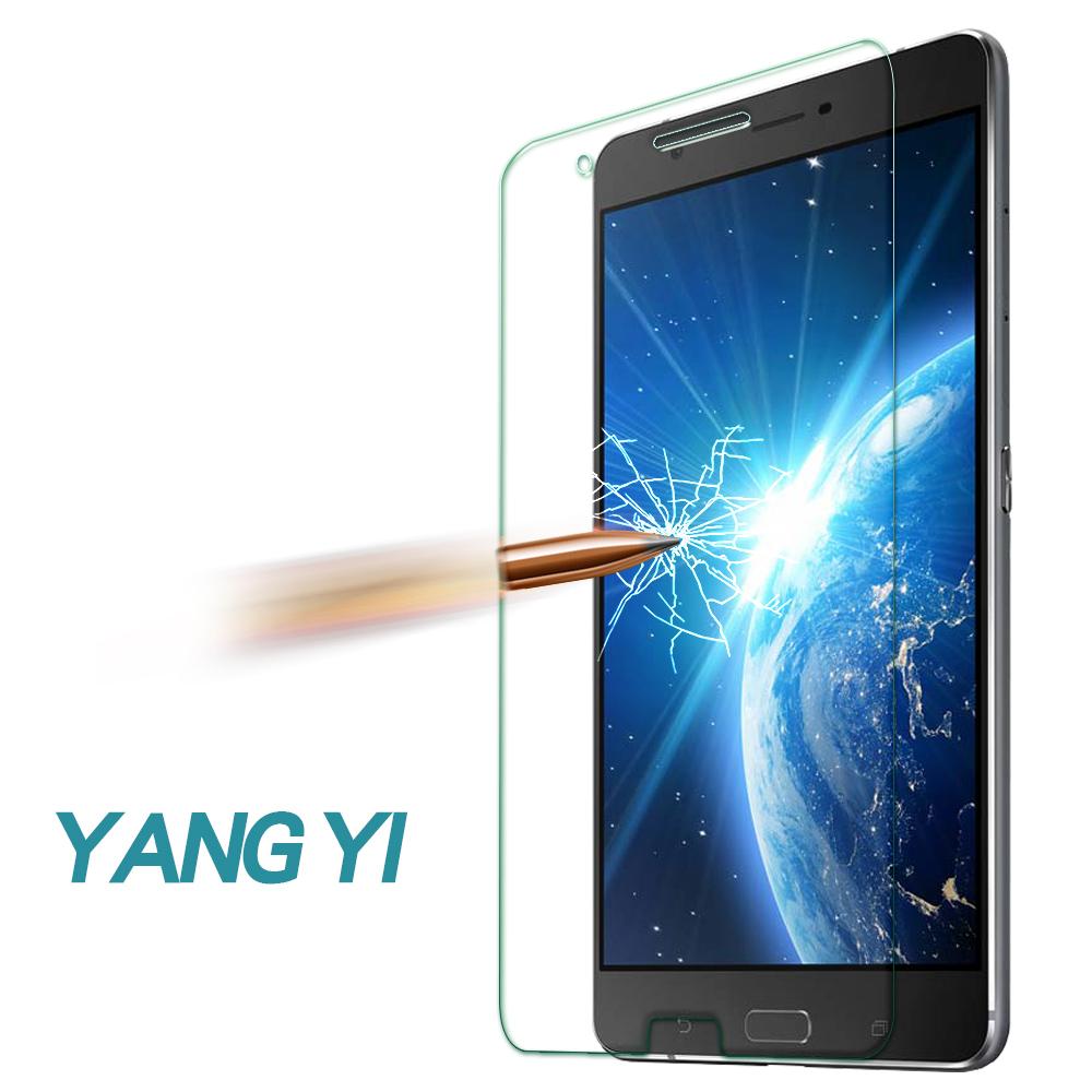 揚邑ASUS ZenFone3 Ultra ZU680KL 6.8吋防爆抗刮9H鋼化玻璃膜