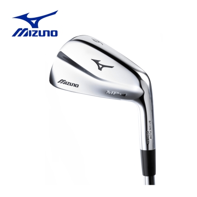 MIZUNO MP- 4  IRONS 鐵桿  7 支裝  4 - 9 /PW