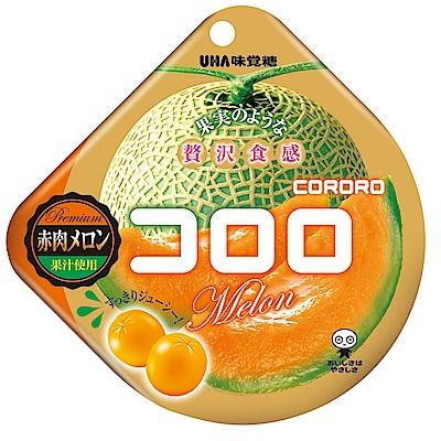 味覺糖 酷露露Q糖-哈密瓜(40g)