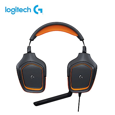 羅技 G231 Prodigy 電競耳機麥克風