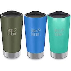 美國Klean Kanteen保溫鋼杯473ml(附蓋)