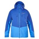 【Berghaus貝豪斯】男款GT溫度調節保暖外套H22MU2-藍