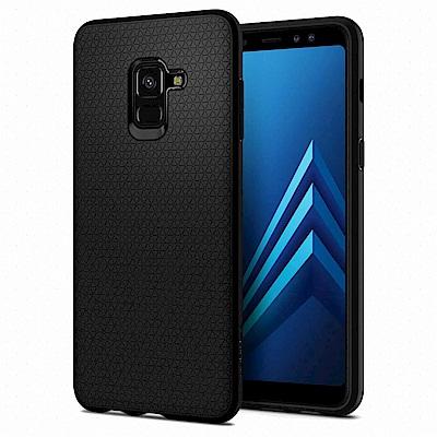 Spigen Galaxy A8 (2018) Liquid Air超輕薄型彈性...