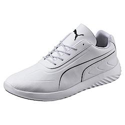 PUMA-BMW MSSpeedCatSynth賽車鞋-白色
