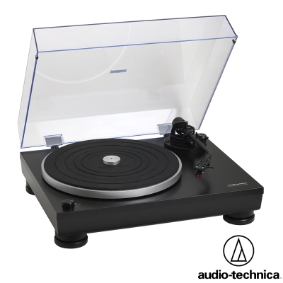 鐵三角 AT-LP5 永恆經典設計款 立體聲黑膠唱盤