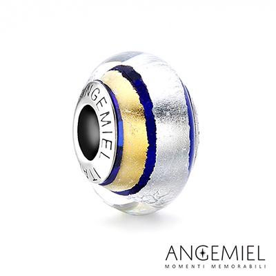 Angemiel安婕米  925 純銀 琉璃串珠 現代米蘭