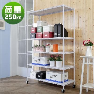 BuyJM洞洞板90x45x190cm耐重五層附輪置物架 /層架-DIY
