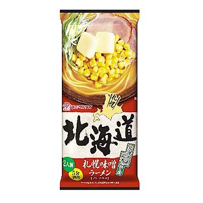 丸太  北海道札幌味噌拉麵(216g)