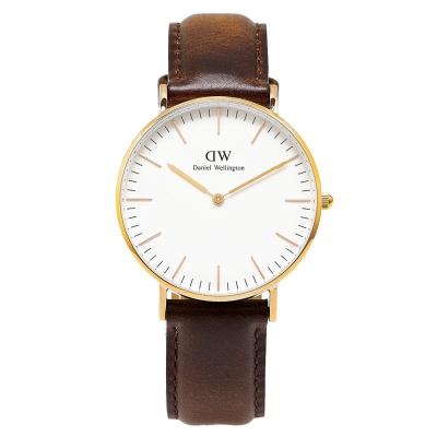 DW Daniel Wellington經典聖安德魯腕錶女腕錶-白/36mm