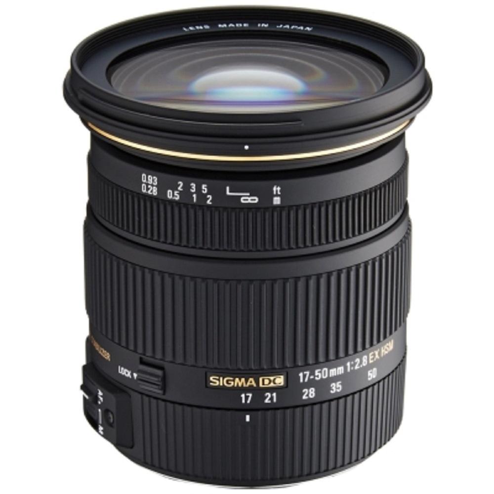 SIGMA 17-50mm F2.8 EX DC OS HSM 平輸