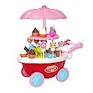 家家酒玩具 聲光冰淇淋手推車 5962A
