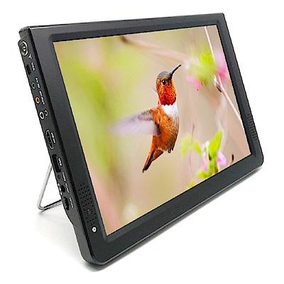志佳 11.6吋高畫質可攜式數位電視