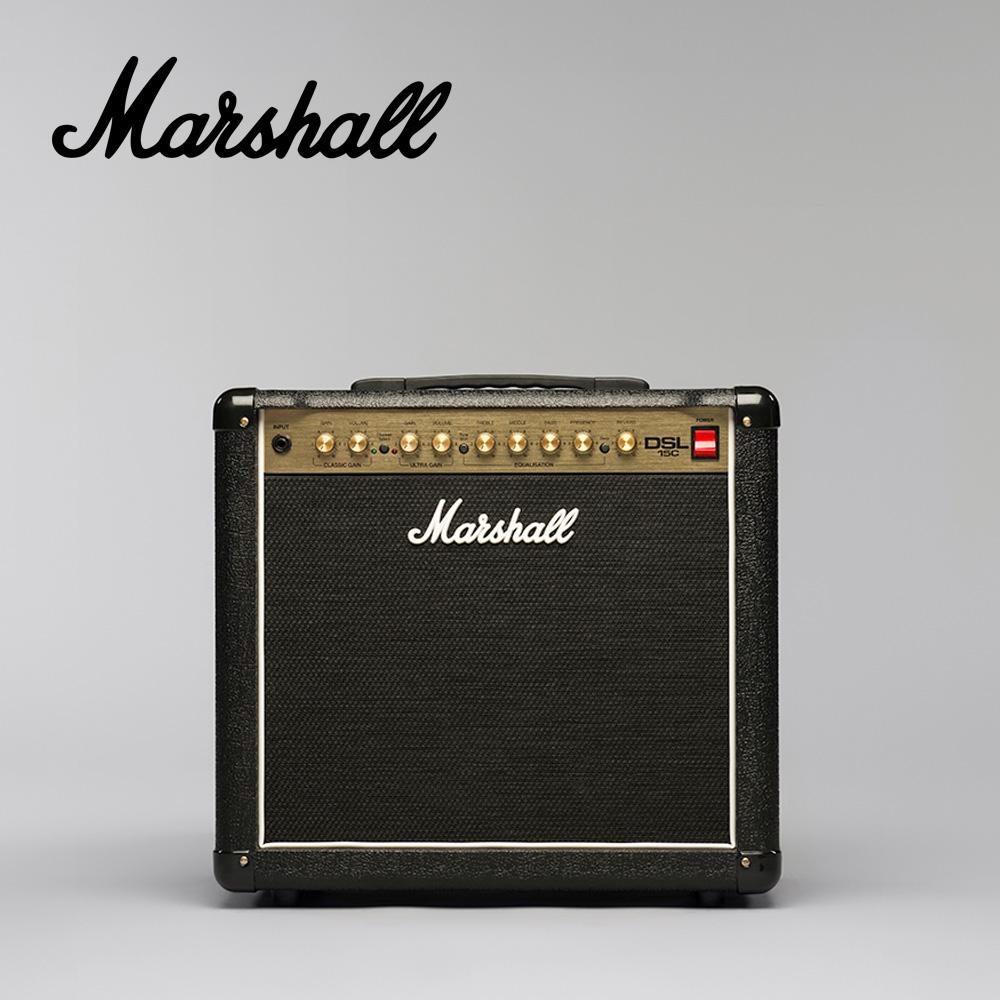 MARSHALL DSL15C 15瓦真空管音箱