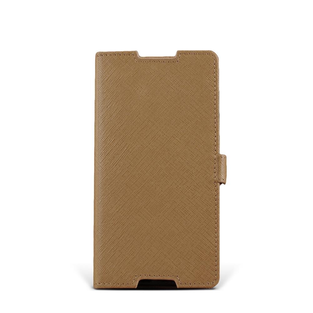 STORY皮套王 Sony Z2 / Z3 / Z3+ 摺邊折疊式 客製化皮套