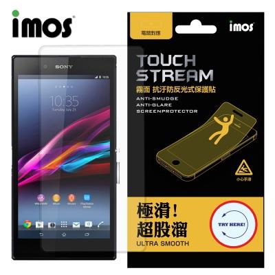 iMOS Sony XperiaZ Ultra 電競 霧面 螢幕保護貼