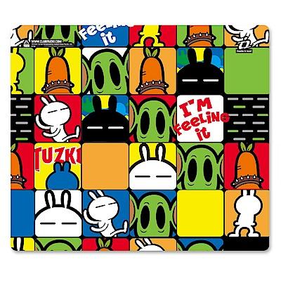 i2艾思奎 兔斯基滑鼠墊--就是兔斯基