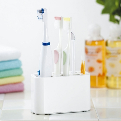 【促銷】日本LEC可變換收納牙刷架