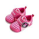 迪士尼 米妮 復古條紋造型 學步鞋